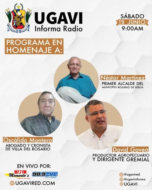 UGAVI INFORMA RADIO 19-06-2021