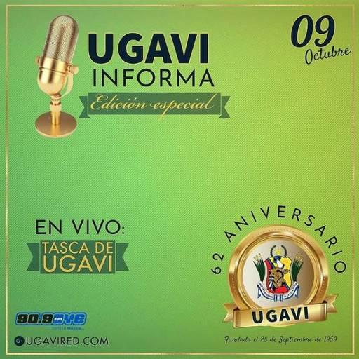 UGAVI INFORMA 09-10-2021
